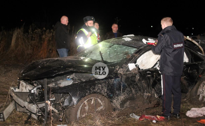 В жутком ДТП в поселке Рассвет погиб пассажир Audi A6
