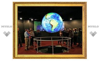 NASA закончило сферический фильм о замерзшей воде