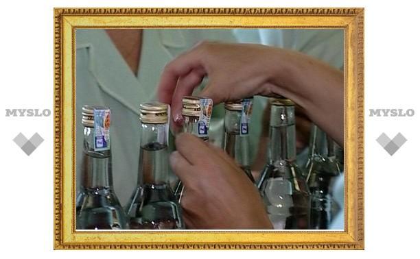 Минэкономразвития предложило ввести лицензии на перевозку спирта