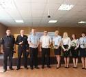 Сотрудники тульского управления Росгвардии получили звания и погоны