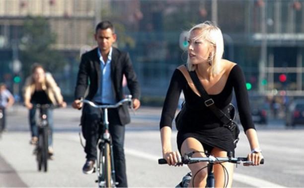 Велосипедистов предлагают штрафовать за езду в наушниках