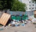 Куда тулякам пожаловаться на неубранные мусорные контейнеры