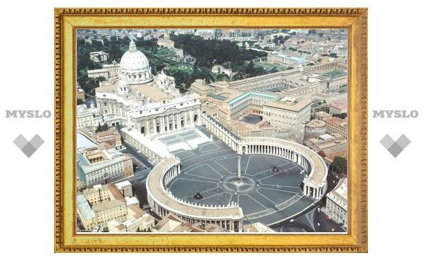 В Ватикане открыли для паломников и туристов часть древнего некрополя с гробницей апостола Петра