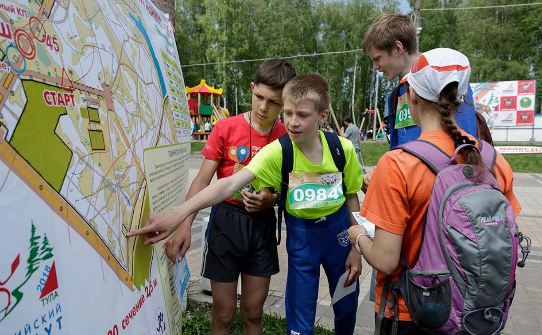 3 тысячи туляков приняли участие в соревнованиях по спорториентированию