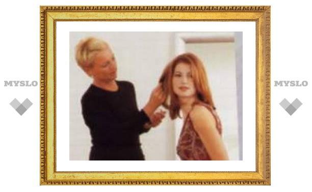 Весенняя мобилизация новомосковских парикмахеров