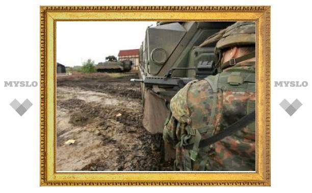 Министр обороны ФРГ назвал отправку немецких войск в Ливию маловероятной