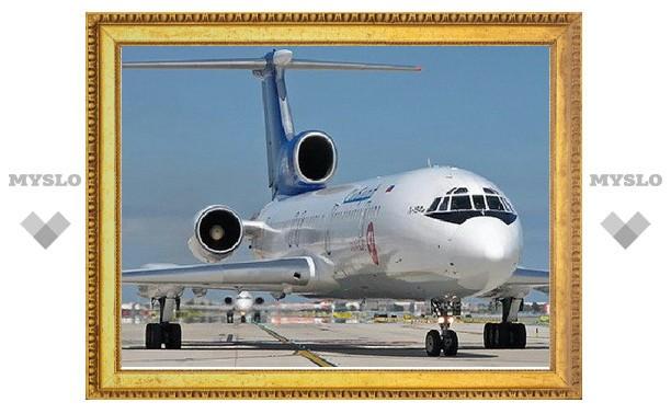 Российские туристы в Анталии отказались садиться в Ту-154