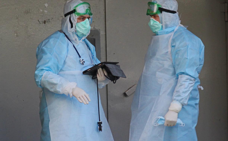 В Тульской области зафиксировано 25 новых случаев коронавируса