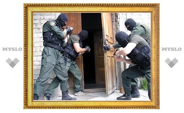 Тулячку с героином задержали «федералы»