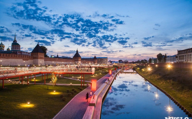 На Казанской набережной в Туле откроют туристический сезон: полная программа