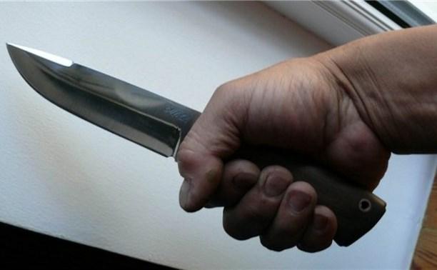 В Ефремовском районе гость убил хозяина из мести за брата