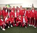 Тульские студенты взяли серебро на спартакиаде в Белоруссии