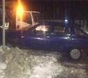 Сотрудники ДПС ночью устроили погоню за пьяным водителем «Иж»