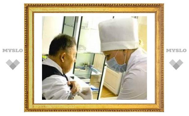 В Туле не будет эпидемии гриппа