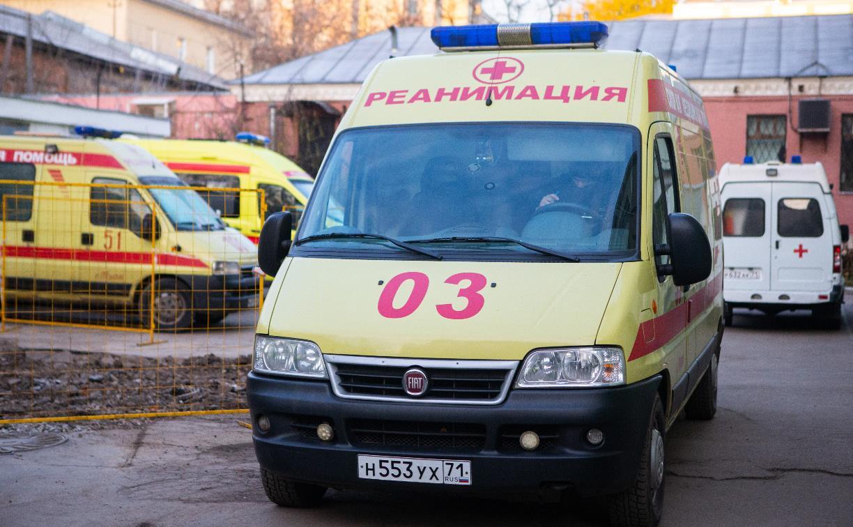 Статистика за сутки: в Тульской области 106 случаев заболевания и 8 смертей