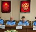 Прокурор Тульской области Александр Козлов ответил на вопросы журналистов