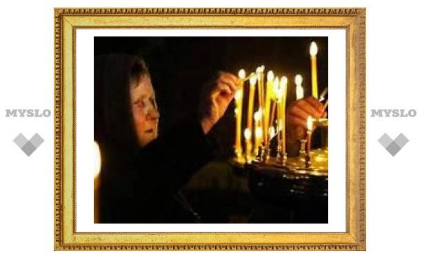У тульских православных начался Петров пост