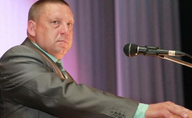 Глава Пролетарского округа Тулы получил выговор за некорректное поведение