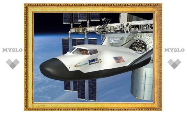Первый полет корабля Dream Chaser состоится летом 2012 года