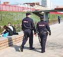 Троих нетрезвых мужчин задержали на Казанской набережной за ныряние с моста