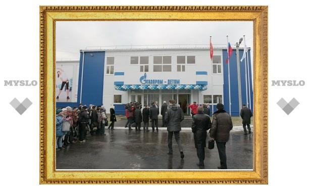 Тульские гимнасты будут тренироваться в новом спортзале