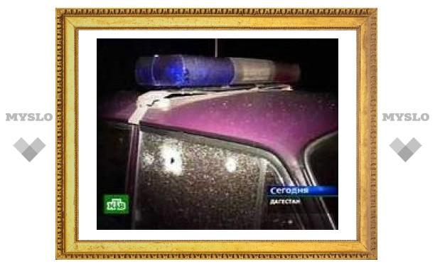 В Дагестане из автомата застрелены два милиционера