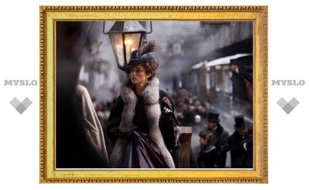 Подходит ли Кира Найтли на роль Анны Карениной. Новые кадры
