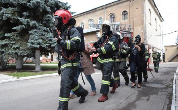 В Туле эвакуировали областное УМВД