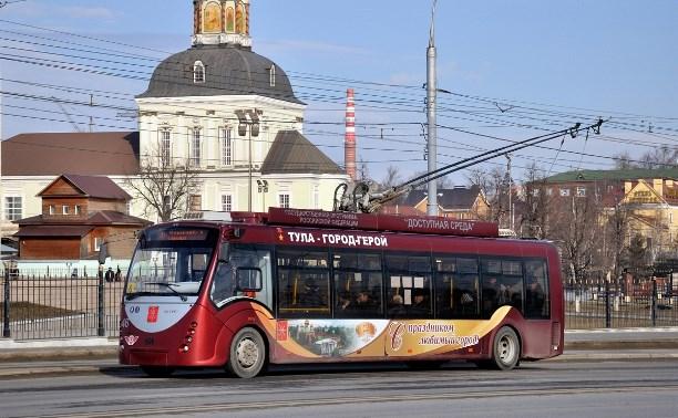 Как будет ходить транспорт в новогодние праздники