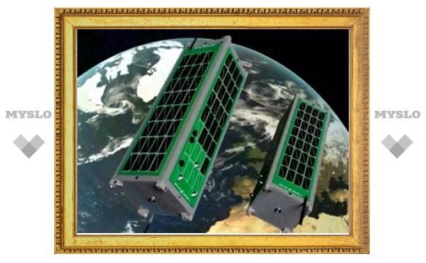 Сенсор Kinect задействуют для стыковки спутников
