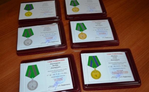 Жителей Тульской области поощрили наградами Правительства РФ