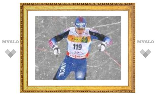 Российские лыжники взяли серебро в эстафете на чемпионате мира