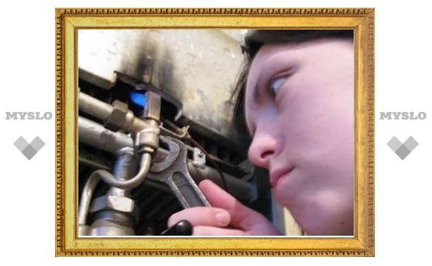 Самоуправство туляков привело к проблемам с газом