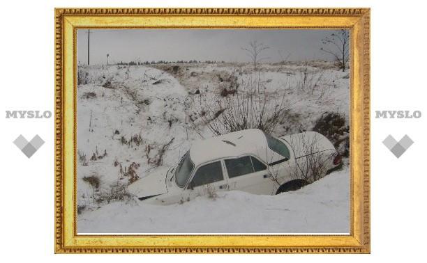 Житель Тульской области сообщил о ложном угоне своего автомобиля