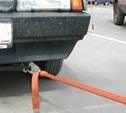 Туляки угнали машину, чтобы снять с нее колеса