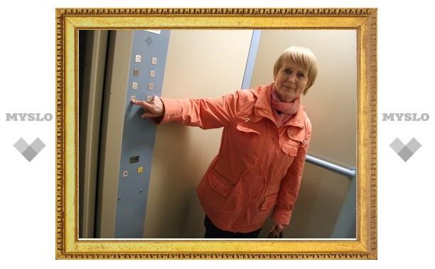 За капремонт некоторых лифтов в Туле заплатят сами жители