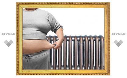 Эпидемию ожирения в развитых странах связали с отоплением помещений