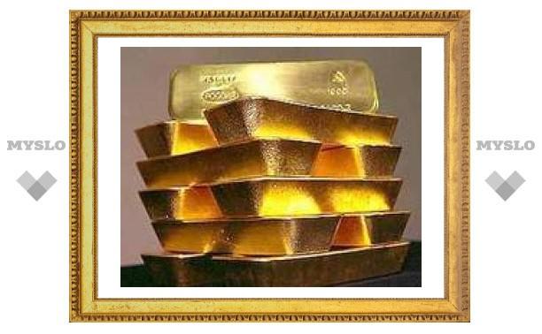 Золотовалютные резервы России выросли за 2007 год на 52,6%