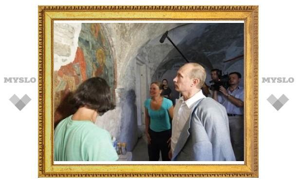 Путин выделил 2 миллиарда рублей на археологию