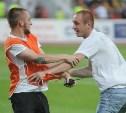 Стюардам разрешат применять силу на футбольных матчах