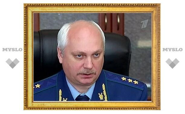 Военный прокурор объявил о сокращении преступности в армии