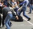 В Узловой произошла массовая драка подростков