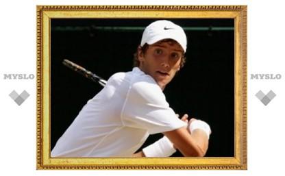Тульский теннисист вновь проиграл