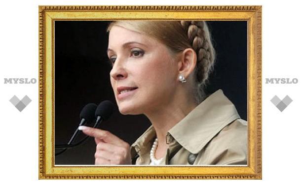 Тимошенко рассказала о планах Януковича в отношении нее