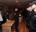 Молодые полицейские приняли присягу в тульском УМВД