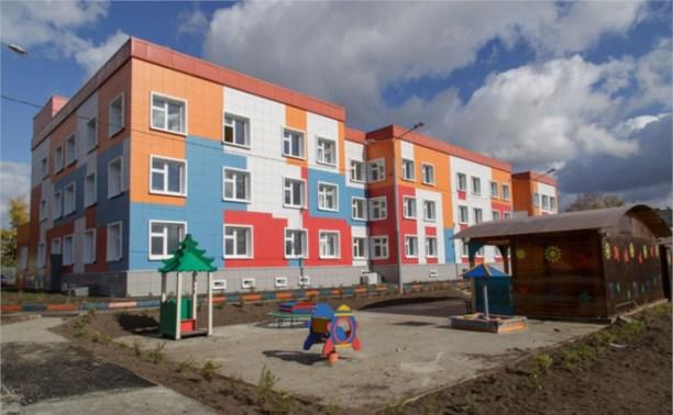 Новый детский сад в Мясново сдадут в эксплуатацию 1 ноября