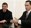 Александр Невский потренируется в тульских атлетических беседках