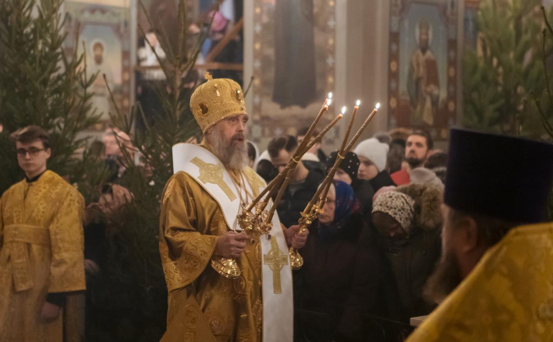 РПЦ попросила пенсионеров не приходить в храмы на Рождество