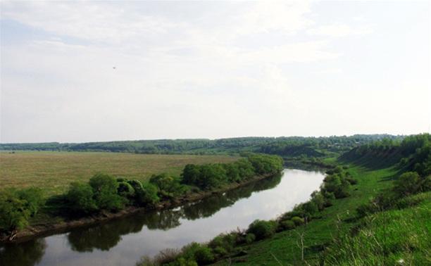 В Суворовском районе рыбак обнаружил в Оке тело женщины