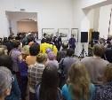 В Туле открылась выставка китайской живописи и каллиграфии